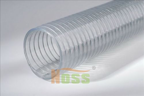 WH00208(PVC steel wire hose)