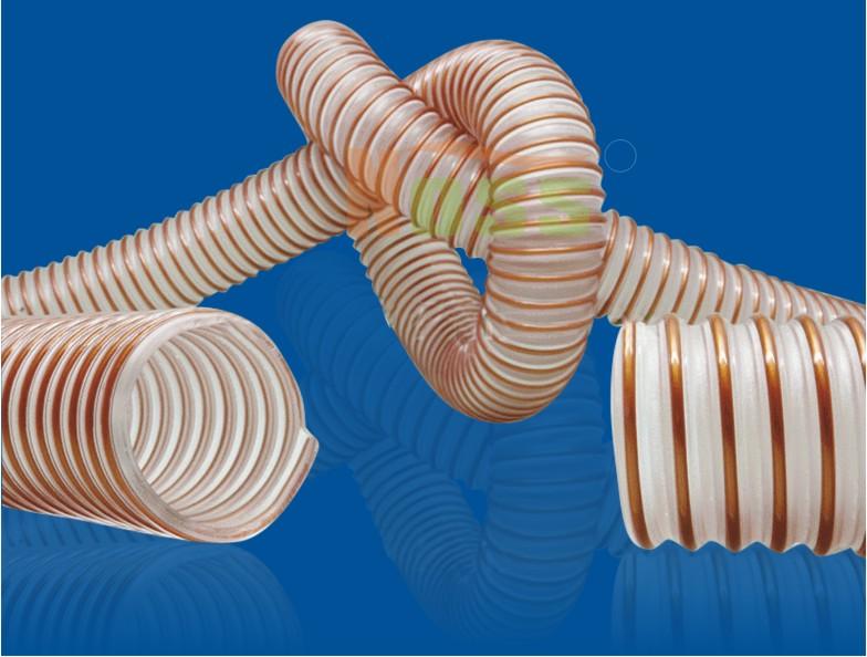 polyurethane hose-Air duct|plastic hose|food hose|air hose|heater